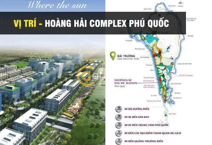 Mở bán shophouse mặt tiền Phú  Quốc giá chỉ từ 45 triệu/m2