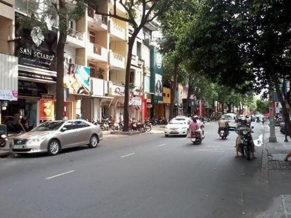 Bán nhà mặt tiền Trường Sơn- Đồng Nai, khu cư xá Bắc Hải, P.15, q10, 6tầng, 4.7x20 94m2 chỉ 24tỷ