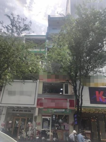 Bán nhà Mặt Tiền giá rẻ Sư Vạn Hanh, Q.10 gần BV 115, 6lầu, 92m2 giá 24tỷ