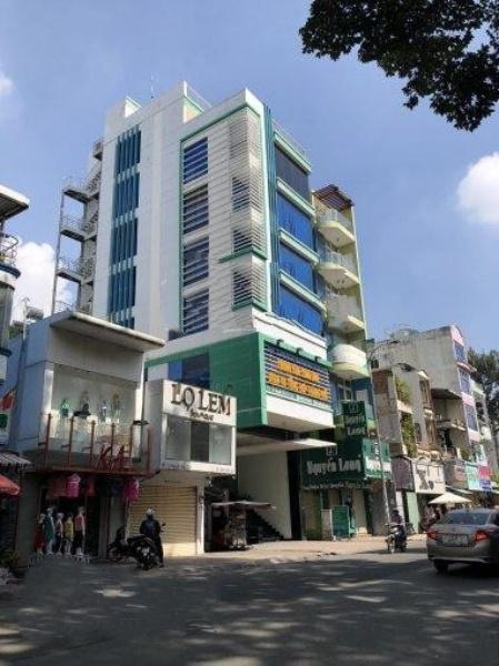 Bán nhà chính chủ giá rẻ mặt tiền Thành Thái, Quận 10, 6 lầu, 90m2 giá 24tỷ