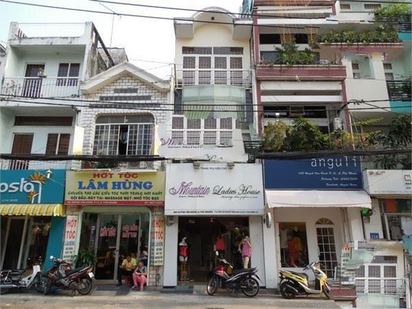 Bán nhà MT chợ thuốc Tây, Nguyễn Giản Thanh, Q.10 gần Tô Hiến Thành 91m2, 7tầng, giá 24tỷ