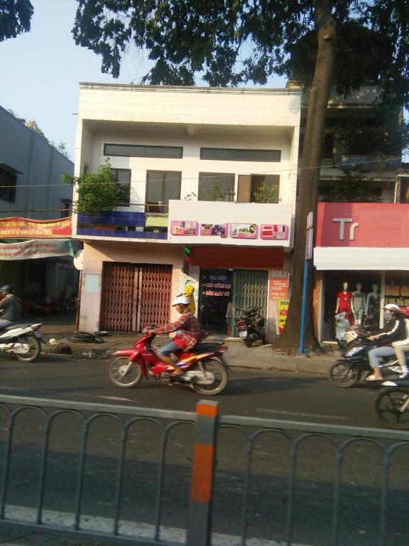 Nhà 2MT v.trí buôn bán nhộn nhịp ++ Lê Văn Thọ