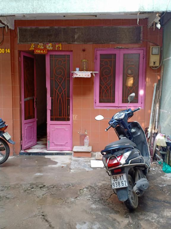 Nhà Chính Chủ 31m Đường Tân Khai - Phường 4- Quận 11.