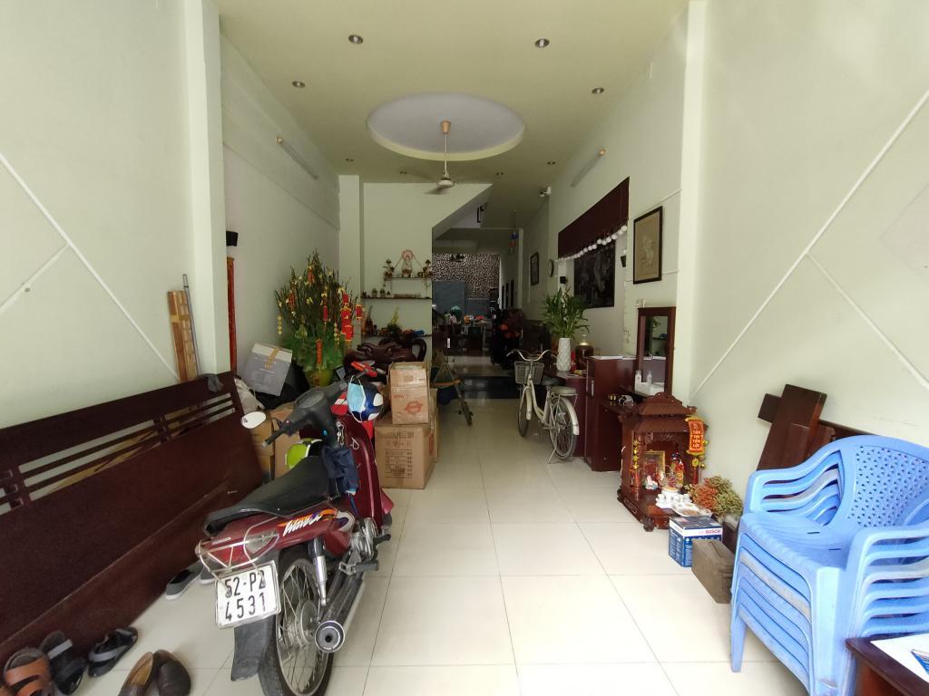 Bán nhà mặt tiền Võ Liêm Sơn, Phường 4, Quận 8 (4x20)