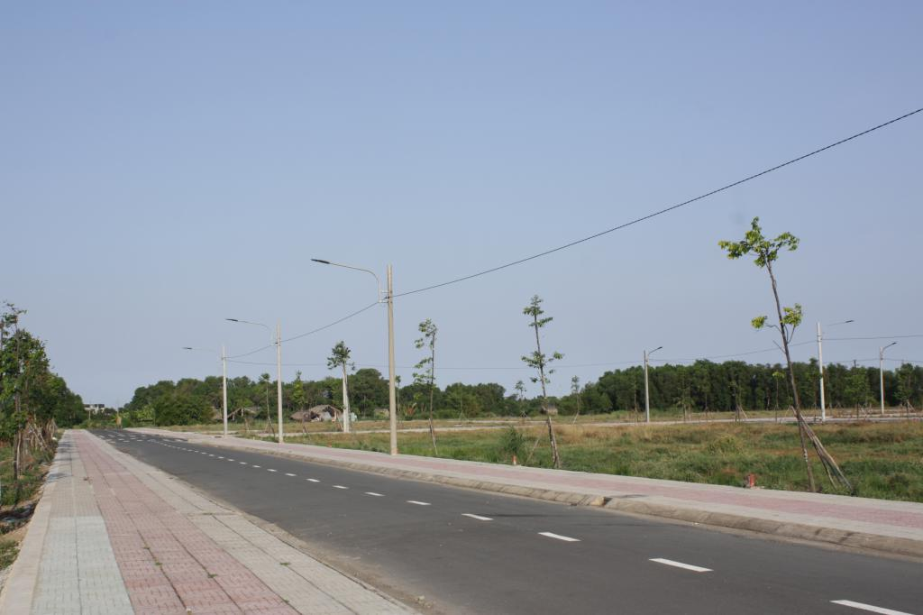 Bán đất Cầu tràm,liền kề Bình Chánh,khu công nghiệp bao quanh