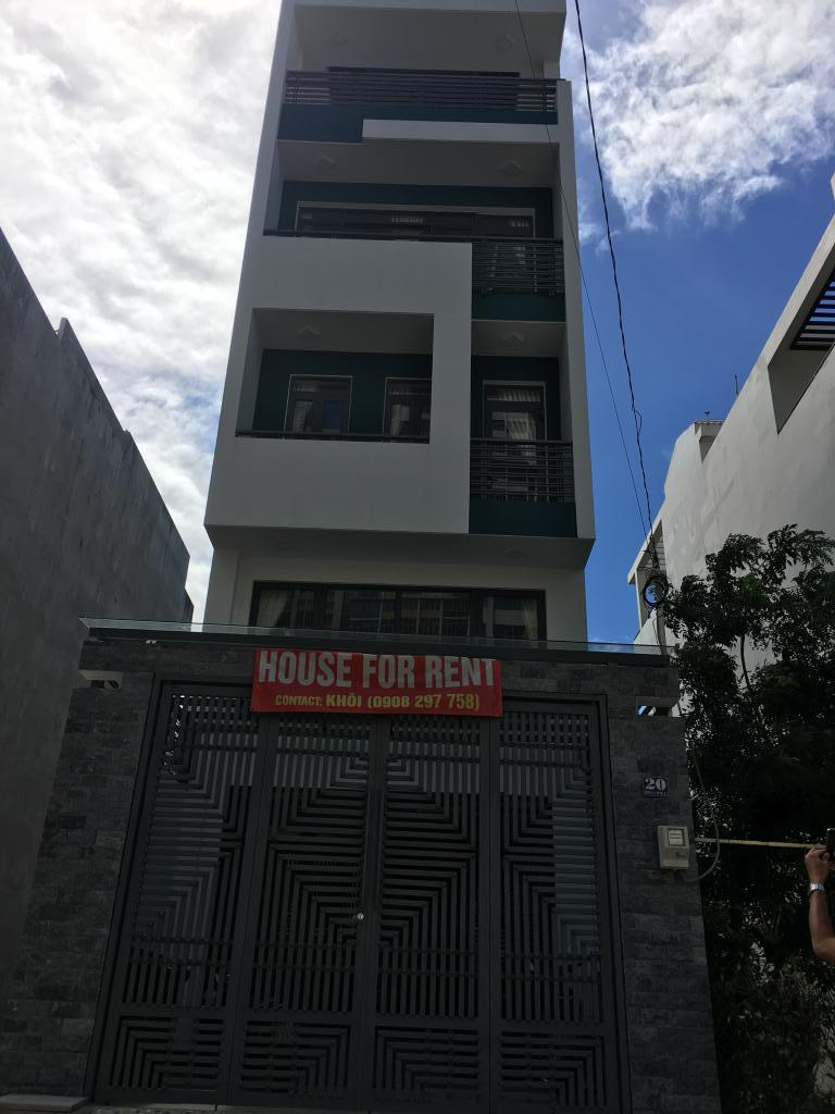 House for rent in An Phu, Dist. 2 - Cho thuê căn hộ dịch vụ tại An Phú, Quận 2.