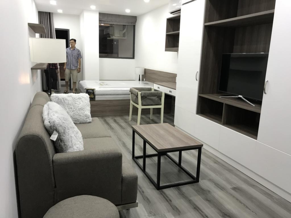 Cho thuê Căn hộ Officetel 50m2 tại Everrich Infinity