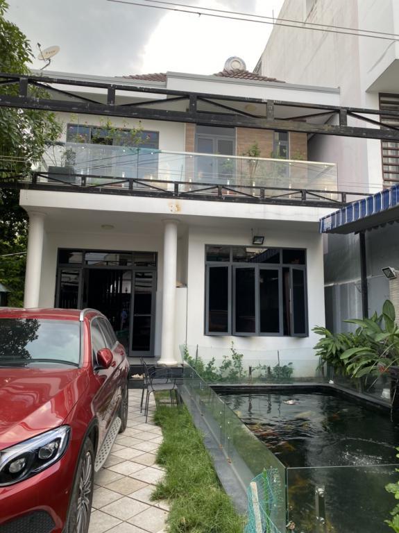 Bán nhà villa