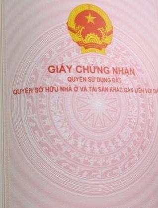 190m Đất bìa đỏ chính chủ sát mặt đường Hồ Chí Minh