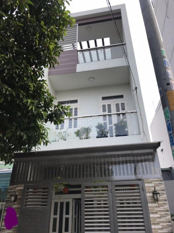 Bán nhà đẹp MT trần quang cơ phú thạnh quận tân phú , 2 lầu