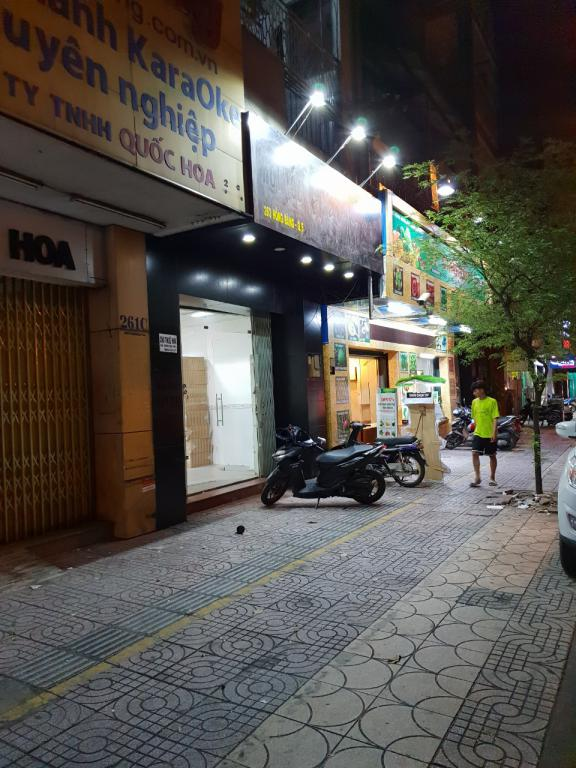Bán hoặc cho thuê nhà mt thuộc chung cư đường Hồng Bàng Phường 11 Quận 5