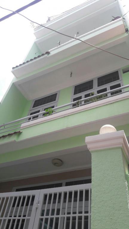 Cho thuê nhà hẻm xe máy 275 Bạch đằng phường 15 Bình thạnh