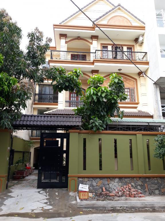 Cho thuê nhà làm văn phòng , 20 đường số 43 phường Bình thuận quận 7
