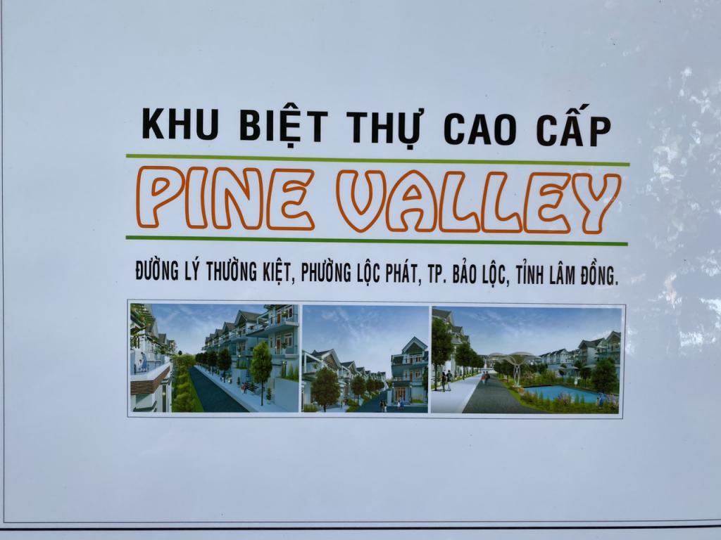 Dự án PINE VALLAY