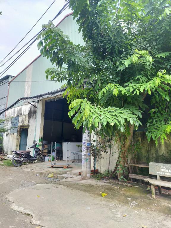 Cho thuê kho 1/đường An Dương Vương diện tích 15 x 12 giá 15 Triệu/tháng