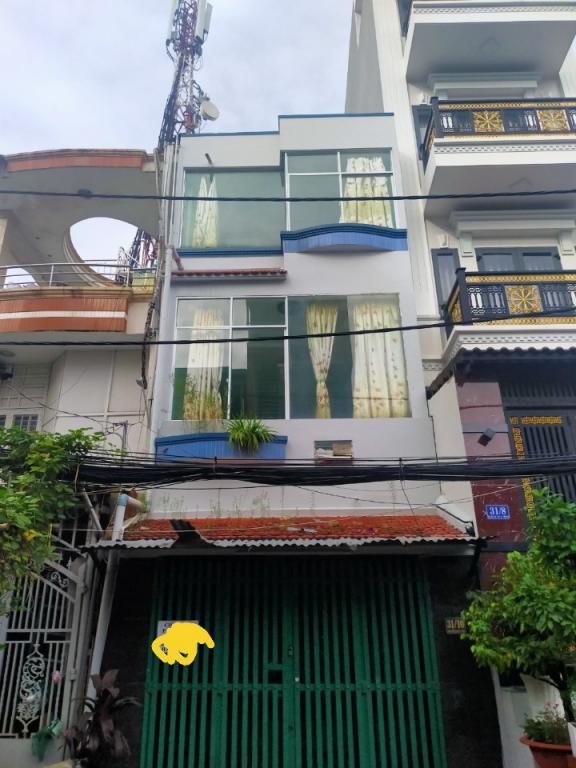 Nhà cho thuê 1/ Nguyễn Quý yêm DT 4 x20 đường trước nhà 10m giá 10 triệu/ tháng