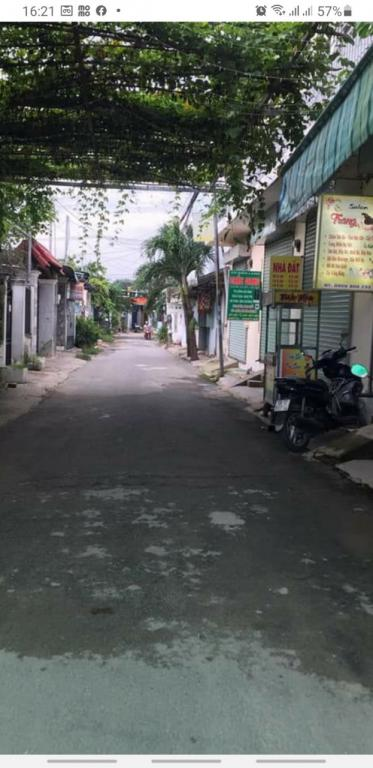 Bán lô đất mặt tiền kinh doanh Kp4 , P. Trảng Dài , Tp Biên Hòa