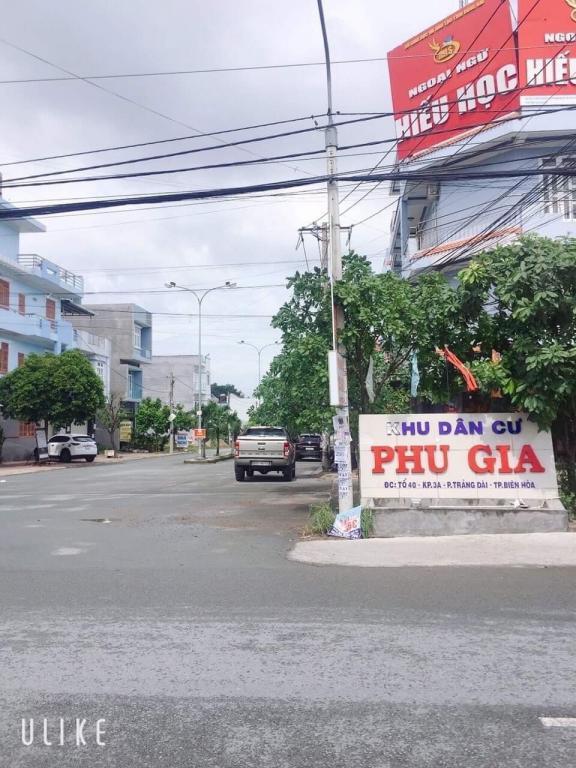 Bán căn nhà 1 trệt 2 lầu KDC Phú Gia 1 , P. Trảng Dài , Tp Biên Hòa