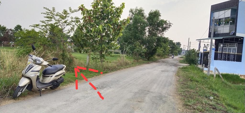 Đất full thổ cư xã Trung Lập Thượng huyện Củ Chi