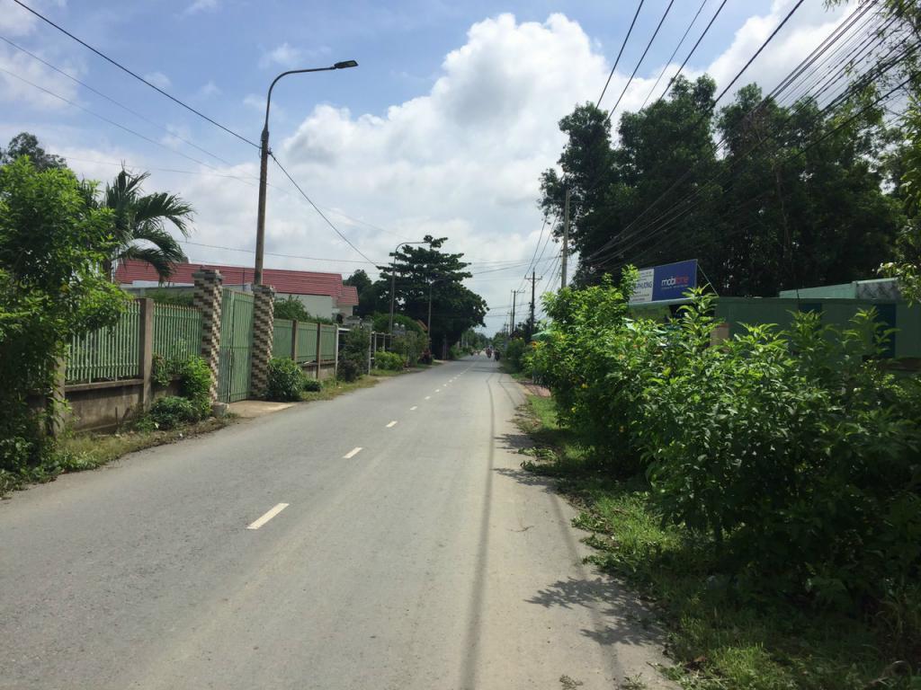 Lô đất đẹp mặt tiền Hương Lộ 6 , Thạnh Phú, Vĩnh Cửu, Đồng Nai