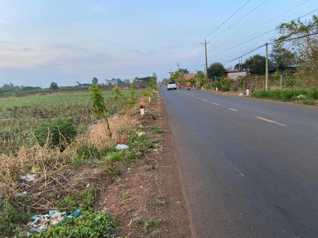 Bán lô đất mặt tiền đường 20 , Đông Hòa, Trảng Bom, Đồng Nai