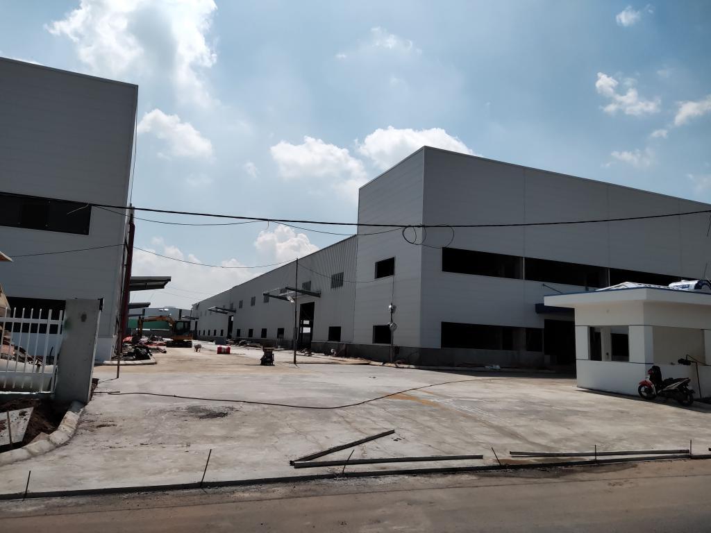 Cho thuê 1000m2 2000m2 5000m2 - 30000m2 kho nhà xưởng tại KCN Phố Nối A, Hưng Yên. LH: 0968 530 776