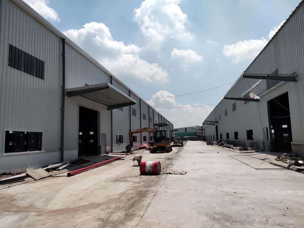 Cho thuê 1000m 3000m 5000m2- 20000m2 Kho, xưởng tại KCN Phố Nối B, Yên Mỹ, Hưng Yên. LH 0968530776