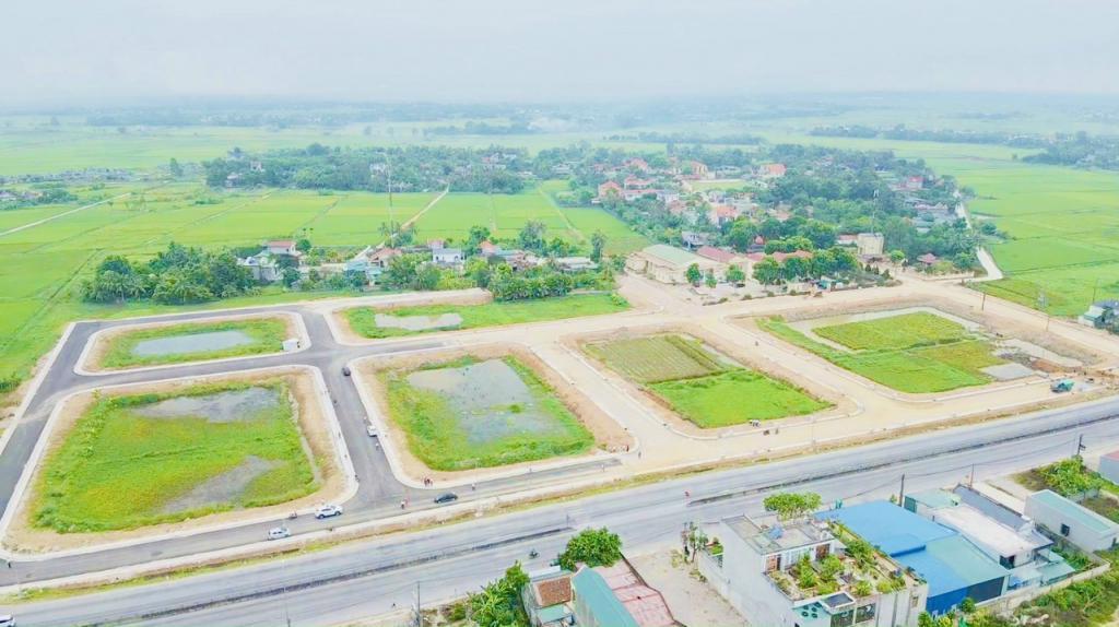 Chuẩn bị mở bán đợt 1 mặt bằng Quảng Ninh Residents area thanh hóa
