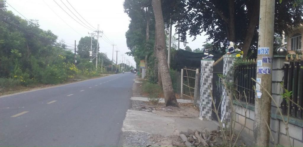 Bán Đất Mặt Tiền đường BÙI THỊ ĐIỆT Ngay Trung Tâm Hành ChínhPhạm Văn Cội Củ Chi