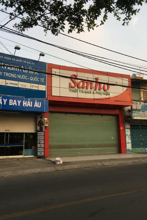 Nhà MT v.trí buôn bán nhộn nhịp ++ Quang Trung