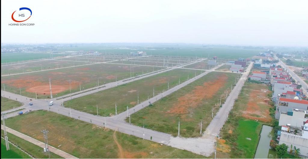 Chỉ cần150 tr bạn đã sở ngay lô đất hơn 100m2 ở Triệu Sơn
