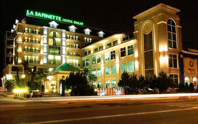 Thiết kế khách sạn tại Đà Lạt !