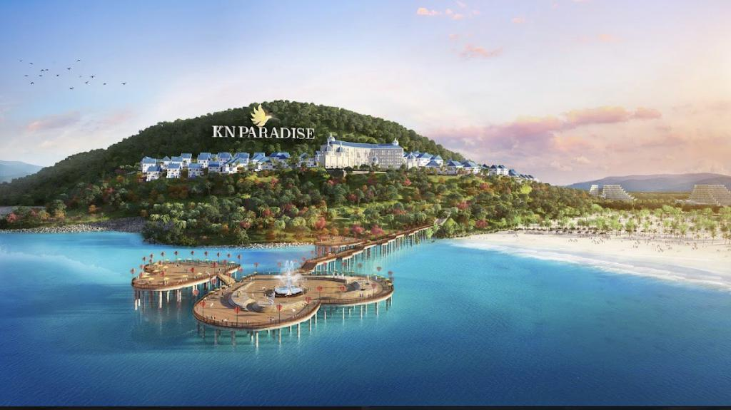 Độc quyền những căn ngoại giao vip duy nhất dự án KN Paradise, lô góc đường lớn và View công viên