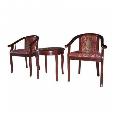 Bộ bàn ghế khách sạn cao cấp KSTP-204