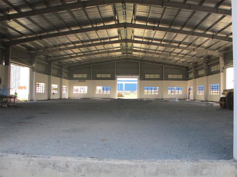 Cho thuê nhà xưởng 5000m2 KCN Tân Đức, Đức Hòa, Long An