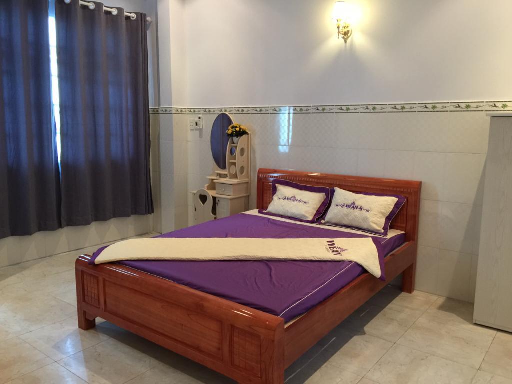 Cho thuê Phòng đầy đủ nội thất , bao điện nước giá 3tr9 / tháng