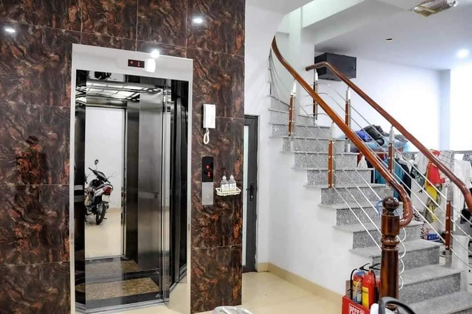Nhà bán Lê Thanh Nghị Hai Bà Trưng Hà Nội 21 tỷ,105m,8 tầng,Mt 6.2m, lh 0968181902