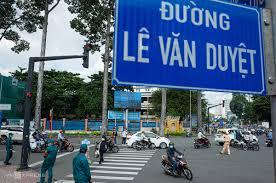 Quận Bình Thạnh TPHCM có thêm đường Lê Văn Duyệt