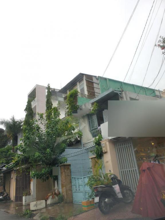 Cho thuê nhà nguyên 2 căn liền mặt tiền 35tr (300m2)  P.3 Q.11 thích hợp, kinh doanh.