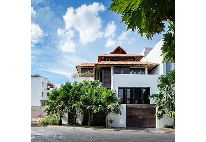 Thiết Kế Biệt Thự Vườn Mang Phong Cách Xứ Huế