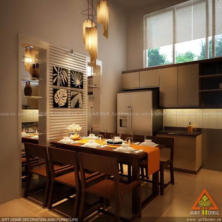 Thiết kế nội thất nhà anh Đức Hải Phòng