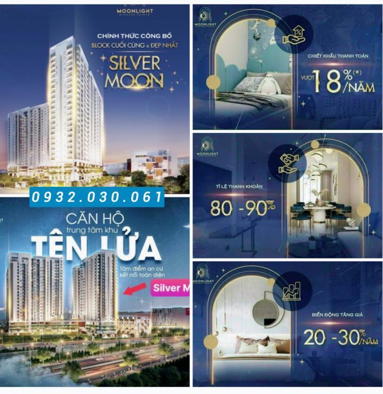 moonlight center point chỉ 55tr/m2 trung tâm khu tên lửa - aeon mall 0932030061