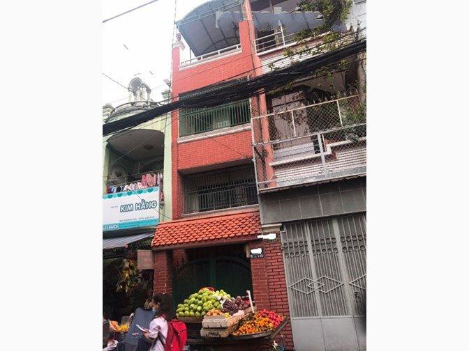 Bán nhà MT quận gò vấp , 12 huỳnh khương an p5
