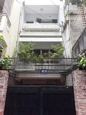 Bán nhà hẻm thẳng 4m 40/16 Trần Quang Diệu P14 quận 3