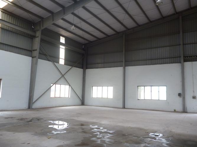 Cho thuê 500m2 kho xưởng tại CCN Ngọc Sơn, Chương Mỹ, Hà Nội