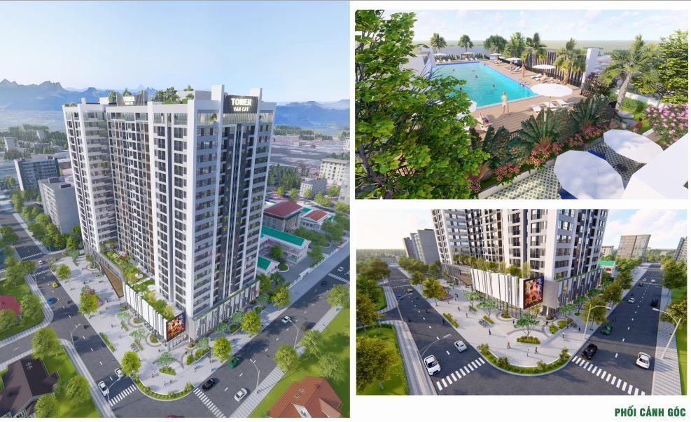 Bán căn số 7 và 15 chung cư Lafortuna vĩnh yên 2 ngủ 62 m2 hướng ĐN tầng đẹp