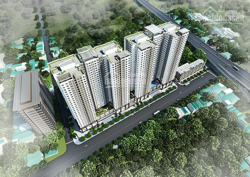 Bán hoặc cho thuê sàn VP thương mại Phương Đông Green Park, Trần Thủ Độ, Hoàng Mai