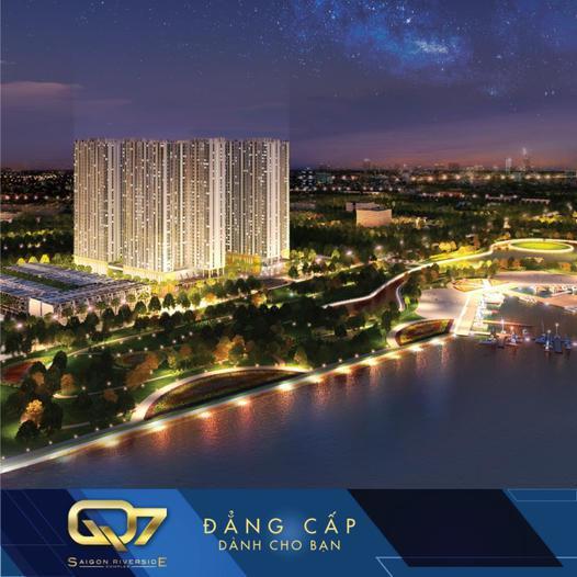 Q7 Sai Gon Riverside - Mặt tiền Đường Đào Trí