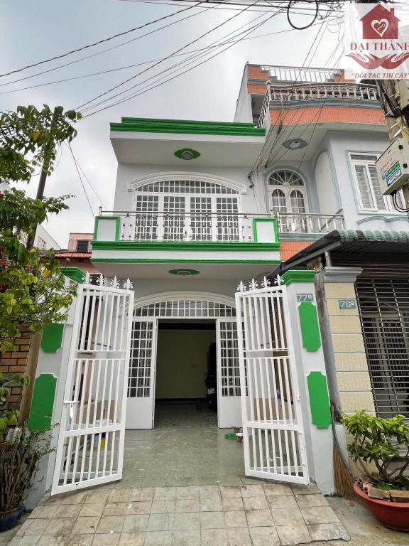 ☘️Cần tiền, bán gấp căn nhà 1 trệt 1 lầu, mặt tiền đường N8 KDC bửu long, 72m2 chỉ 3.6 tỷ