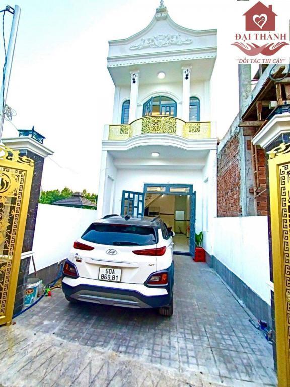 🌕Bán Nhà 1T,1L Mới Xây P.Tân Hạnh Giá:2tỷ650